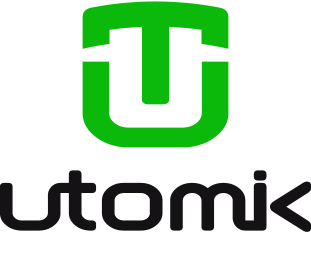 Utomik-Logo-Square-Black
