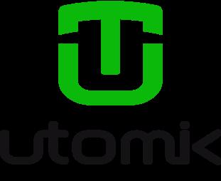 Utomik-Logo-Square-Black